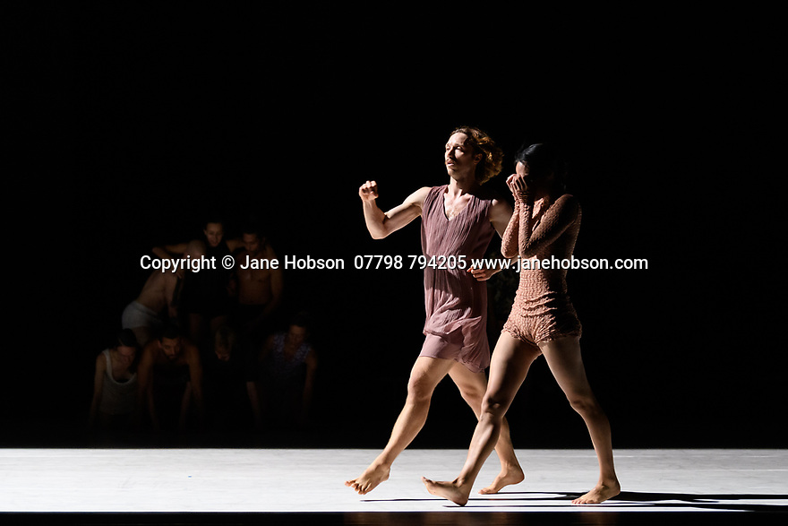 Emanuel Gat Dance returns to Sadler's Wells Theatre, on the 11th and 12th November, to present WORKS, a series of seven short pieces, varying in structure, musical composition and choreographic direction, as part of the Institut Français' festival, FranceDance UK. The dancers are: Robert Bridger, Peter Juhasz, Michael Lohr, Emma Mouton, Genevieve Osborne, Eddie Oroyan, Karolina Szymura, Milena Twiehaus, Sara Wilhelmsson, Emanuel Gat, Thomas Bradley Asherie.
