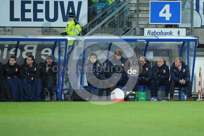 VOETBAL: HEERENVEEN: Abe Lenstra Stadion, 23-02-2013, SC Heerenveen - FC Twente, Eindstand 2-1, ©foto Martin de Jong