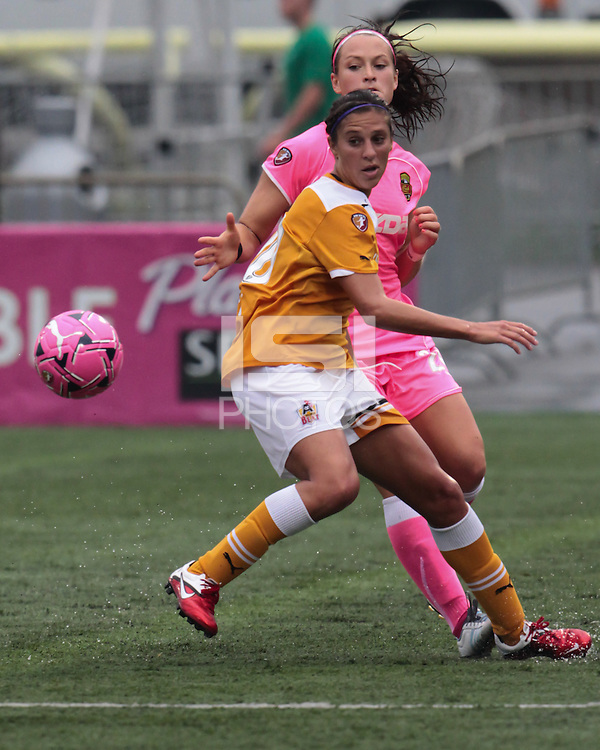 WNY Flash captures first place, and an automatic bye into the WPS Championship game with a 2-0 victory over the Atlanta Beat at Sahlen Stadium in Rochester NY. The match was played on Sunday, August 14th.