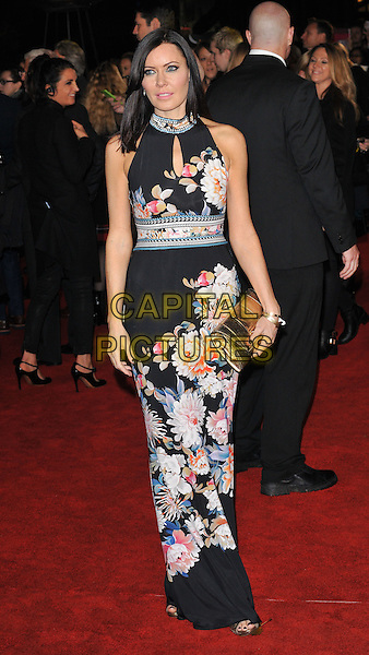 Linzi Stoppard attends the , Odeon Leicester Square, Leicester Square, London, England, UK, on Thursday 05 November 2015. <br /> CAP/CAN<br /> &copy;CAN/Capital Pictures