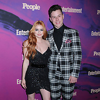 13 May 2019 - New York, New York - Ariel Winter and Nolan Gould at the Entertainment Weekly & People New York Upfronts Celebration at Union Park in Flat Iron.   <br /> CAP/ADM/LJ<br /> ©LJ/ADM/Capital Pictures