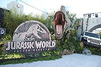 LOS ANGELES, CA - JUNE 12: Atmosphere at Jurassic World: Fallen Kingdom Premiere at Walt Disney Concert Hall, Los Angeles Music Center in Los Angeles, California on June 12, 2018. Credit: Faye Sadou/MediaPunch