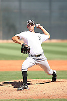 Spencer Arroyo - Chicago White Sox - 2010 Instructional League.Photo by:  Bill Mitchell/Four Seam Images..