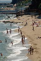 Bulgarien, Strand von Sveti Konstantin