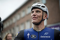 a happy Marcel Kittel (DEU/Etixx-Quickstep) wins the Scheldeprijs for a record 4th time (also his biggest win in quite a while)<br /> <br /> 104th Scheldeprijs 2016
