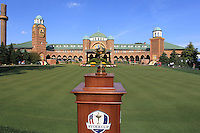 Ryder Cup 2012 Monday