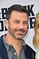 "LOS ANGELES, USA. June 04, 2019: Jimmy Kimmel at the premiere for ""The Black Godfather"" at Paramount Theatre.<br /> Picture: Paul Smith/Featureflash"
