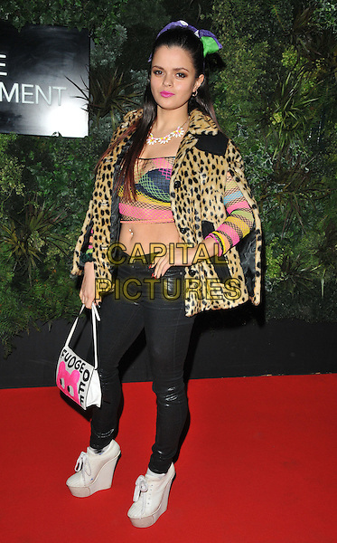 Bip Ling at the Universal Music pre-BRIT Awards 2017 party, One Embankment, Victoria Embankment, London, England, UK, on Monday 20 February 2017.<br /> CAP/CAN<br /> &copy;CAN/Capital Pictures