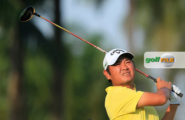 Danny Chai (MAS) on the 11th tee during Round 2 of the Maybank Championship on Friday 10th February 2017.<br /> Picture:  Thos Caffrey / Golffile<br /> <br /> All photo usage must carry mandatory copyright credit      (&copy; Golffile | Thos Caffrey)