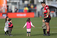 Michael Alaalatoa of Canterbury during the Mitre 10 Cup rugby match between Canterbury and Tasman Makos at Orangetheory Stadium in Christchurch, New Zealand on Friday, 5 July 2019. Photo: Martin Hunter / lintottphoto.co.nz