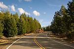 South Lake Tahoe in California.