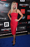 06 August 2017 - Las Vegas, NV - Eileen Davidson.  Sharknado 5 Global Swarming red carpet premiere at Linq Hotel and Casino. Photo Credit: MJT/AdMedia