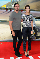 www.acepixs.com<br /> <br /> July 13 2017, London<br /> <br /> Lucy Watson and and James Dunmore arriving at the premiere of 'Dunkirk' at the BFI Southbank on July 13, 2017 in London, England. <br /> <br /> By Line: Famous/ACE Pictures<br /> <br /> <br /> ACE Pictures Inc<br /> Tel: 6467670430<br /> Email: info@acepixs.com<br /> www.acepixs.com