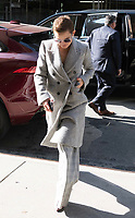 www.acepixs.com<br /> <br /> November 2 2017, New York City<br /> <br /> Actress Kate Hudson arrives at a downtown hotel on November 2 2017 in New York City<br /> <br /> By Line: Curtis Means/ACE Pictures<br /> <br /> <br /> ACE Pictures Inc<br /> Tel: 6467670430<br /> Email: info@acepixs.com<br /> www.acepixs.com