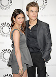 Paul Wesley & Nina Dobrev at the Twenty-Seventh Annual PaleyFest: William S. Paley Television Festival honoring the cast of  The Vampire Diaries at The  Saban Theatre in Beverly Hills, California on March 06,2010                                                                   Copyright 2010  DVS / RockinExposures