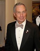 Washington, D.C. - April 21, 2007 -- Mayor Michael Bloomberg of New York City attends the parties prior to the 2007 White House Correspondents Association dinner at the Washington Hilton in Washington, D.C. on Saturday evening, April 21, 2007..Credit: Ron Sachs / CNP                                                                (NOTE: NO NEW YORK OR NEW JERSEY NEWSPAPERS OR ANY NEWSPAPER WITHIN A 75 MILE RADIUS OF NEW YORK CITY)