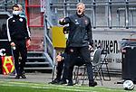 nph0001:  Trainer Jens Keller (Nuernberg)<br /> Hamburg, 17.05.2020, Fussball 2. Bundesliga, FC St. Pauli - 1. FC Nuernberg <br /> <br /> Foto: Tim Groothuis/Witters/Pool/via Kokenge/nordphoto