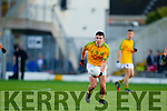 Conor O'Shea  South Kerry in action against  Legion at the Kerry County Senior Football Final at Fitzgerald Stadium on Sunday.