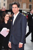 Ed Milliband<br /> arrives for the &quot;Florence Foster Jenkins&quot; European premiere at the Odeon Leicester Square, London<br /> <br /> <br /> &copy;Ash Knotek  D3106 12/04/2016
