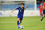 Aya Miyama (JPN), <br /> SEPTEMBER 18, 2014 - Football / Soccer : <br /> Women's Group Stage <br /> between Japan Women's 12-0 Jordan Women's <br /> at Namdong Asiad Rugby Field <br /> during the 2014 Incheon Asian Games in Incheon, South Korea. <br /> (Photo by YUTAKA/AFLO SPORT)