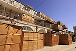Israel, Jerusalem, Succot at Mea Shearim neighborhood