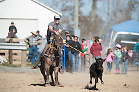 VCA - New Kent, VA - 11.10.2013 - Tie-Down Roping