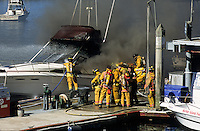 Boat Fire's