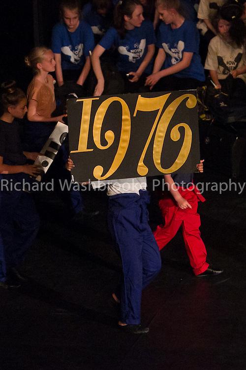 Theatretrain - Now Then  The London Palladium  6th July 2014