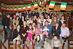 Eileen Cotter Arbutus Grove, Killarney celebrates her 50th birthday with her family and friends in the Killarney Avenue Hotel on Saturday night   Copyright Kerry's Eye 2008