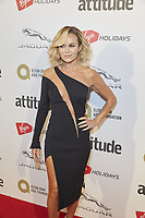 www.acepixs.com<br /> <br /> October 12 2017, London<br /> <br /> Amanda Holden arriving at the Virgin Holidays Attitude Awards 2017 at the Roundhouse on October 12 2017 in London.<br /> <br /> By Line: Famous/ACE Pictures<br /> <br /> <br /> ACE Pictures Inc<br /> Tel: 6467670430<br /> Email: info@acepixs.com<br /> www.acepixs.com