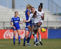 Lakewood Ranch, FL - December 14, 2019: Girls U.S. Soccer Development Academy - Winter Showcase on Saturday, December 14, 2019, at Premier Sports Campus in Lakewood Ranch, FL.
