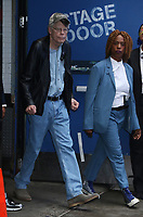September 10, 2019   Stephen King at Good Morning America to talk about new movie IT Chapter 2  and new book The Institute in New York. September 10, 2019 Credit:RW/MediaPunch
