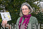 Killarney musician, Ruti Lachs, with her new CD for children 'Stomping in the Woods'.