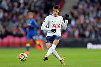 Erik Lamela of Tottenham during Tottenham Hotspur vs AFC Wimbledon, Emirates FA Cup Football at Wembley Stadium on 7th January 2018