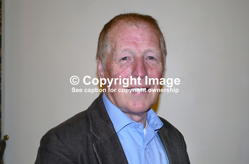 Noel Spence, who along with his brother, Roy Spence, are the proprietors of a privately-owned 66 seat cinema in Comber, Co Down, N Ireland. Noel is also a published short story writer. 201311190056<br />