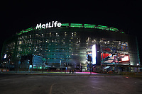 Met Life Stadium - 08.12.2019: New York Jets vs. Miami Dolphins, MetLife Stadium New York