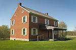 1829 Hower-Sloan House- National Historic Register