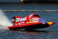 Jeff Shepherd, (#38)     (Formula 1/F1/Champ class)