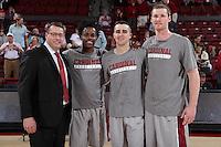 Stanford Basketball M vs Oregon, February 25, 2017