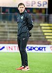 S&ouml;dert&auml;lje 2015-10-05 Fotboll Superettan Syrianska FC - J&ouml;nk&ouml;pings S&ouml;dra :  <br /> J&ouml;nk&ouml;ping S&ouml;dras huvudtr&auml;nare tr&auml;nare Jimmy Thelin p&aring; uppv&auml;rmningen inf&ouml;r matchen mellan Syrianska FC och J&ouml;nk&ouml;pings S&ouml;dra <br /> (Foto: Kenta J&ouml;nsson) Nyckelord:  Syrianska SFC S&ouml;dert&auml;lje Fotbollsarena J&ouml;nk&ouml;ping S&ouml;dra J-S&ouml;dra portr&auml;tt portrait tr&auml;nare manager coach