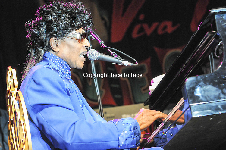 LAS VEGAS, NV - March 30: Little Richard at The Orleans on March 30, 2013 in Las Vegas, NV...Credit: MediaPunch/face to face..- Germany, Austria, Switzerland, Eastern Europe, Australia, UK, USA, Taiwan, Singapore, China, Malaysia and Thailand rights only -