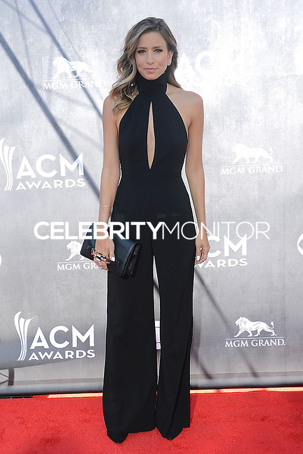 LAS VEGAS, NV, USA - APRIL 06: Renee Bargh at the 49th Annual Academy Of Country Music Awards held at the MGM Grand Garden Arena on April 6, 2014 in Las Vegas, Nevada, United States. (Photo by Celebrity Monitor)