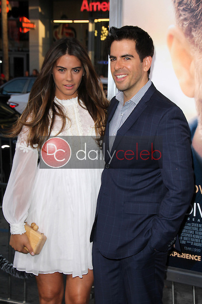 Lorenza Izzo, Eli Roth<br />