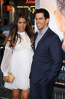 """Lorenza Izzo, Eli Roth<br /> at """"The Water Diviner"""" Premiere, TCL Chinese Theater, Hollywood, CA 04-16-15<br /> David Edwards/DailyCeleb.Com 818-249-4998"""
