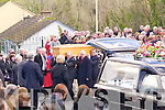 The funeral mass of 35 yr Miriam Reidy, who died after a suspected gas leak at a hotel in Co Cork last weekend took place on Sunday in Balyhahill, Co Limerick. Ms Reidy was laid to rest in Kilfergus cemetary in Glin following requiem mass at the Church of the Visitation in Ballyhahill.
