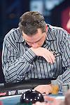 Chris Bell contemplates a call.