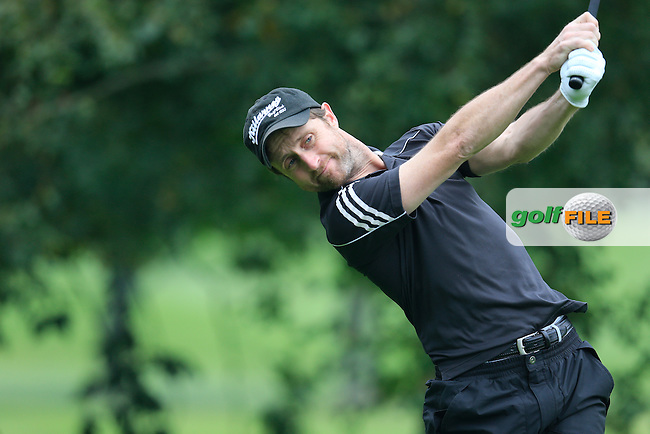 ingestDaniel Sugrue ( Kilarney Golf &amp; Fishing Club) during the second round of the Irish PGA Championship, Dundalk Golf Club, Dundalk Co Louth. 02/10/2015<br /> Picture Golffile | Fran Caffrey | PGA<br /> <br /> <br /> All photo usage must carry mandatory copyright credit (&copy; Golffile | Fran Caffrey | PGA)