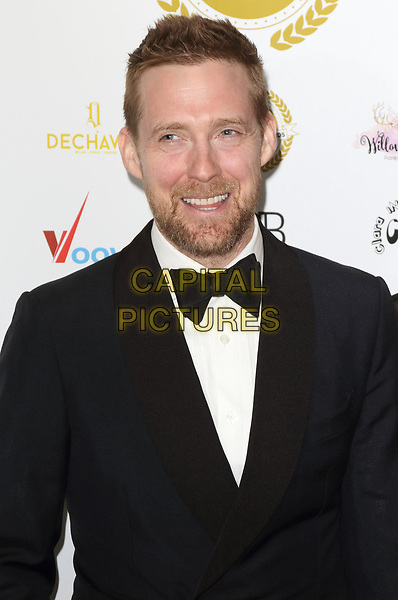 Ricky Wilson at the National Film Awards at the Porchester Hall, London on  Wednesday 28 March 2018 <br /> CAP/ROS<br /> &copy;ROS/Capital Pictures
