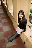 Stanford transfer student, Carolyn Chiang