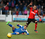 Iain Russell and James Tavernier